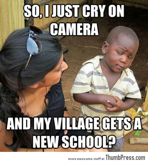 Skeptical Third World Kid Meme 2 Hilarious Third World Skeptical Kid Meme That Youll Definitely Love