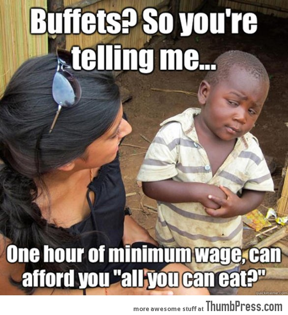 Skeptical Third World Kid Meme - 3