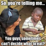 Skeptical Third World Kid Meme - 32