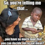 Skeptical Third World Kid Meme - 37