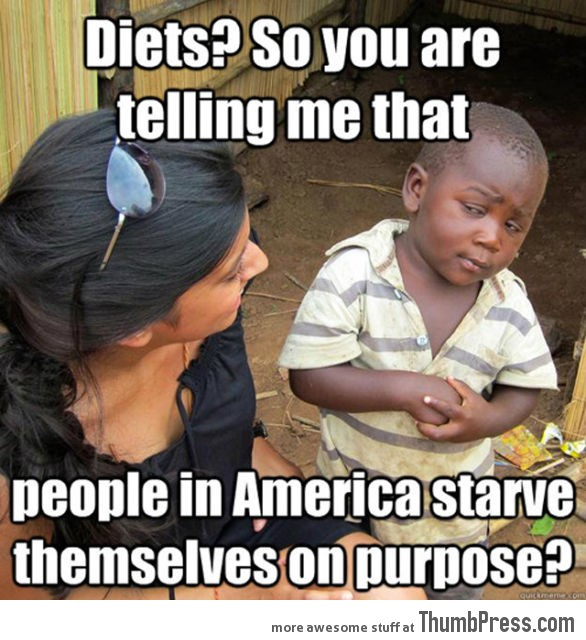 Skeptical Third World Kid Meme - 7