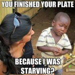 Skeptical Third World Kid Meme - 8