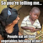 Skeptical Third World Kid Meme - 9