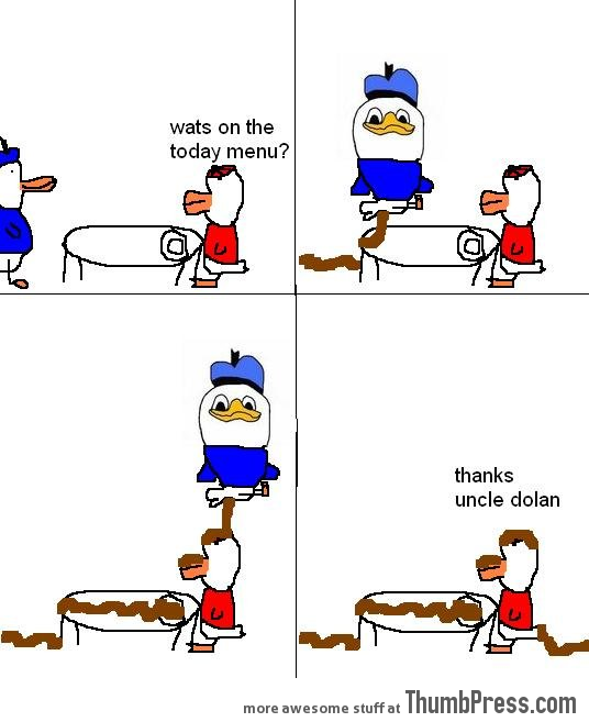 Thanks uncle dolan