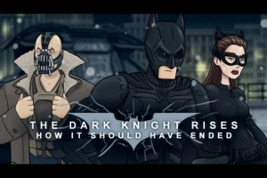 How The Dark Knight Rises Should Have Ended