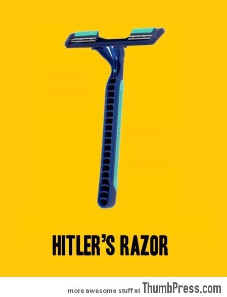 A very special razor…