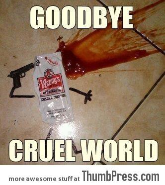 Ketchup Suicide