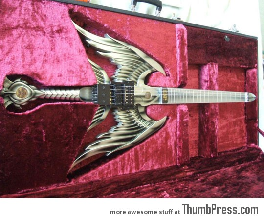 The one guitar to rule them all