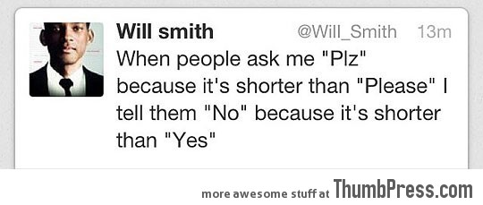 Will Smith nailed it
