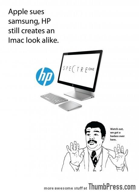 Badass HP