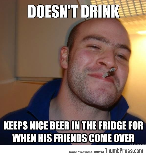 One of my friend does this, what a good guy.