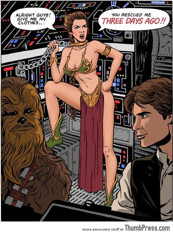Star Wars deleted scene