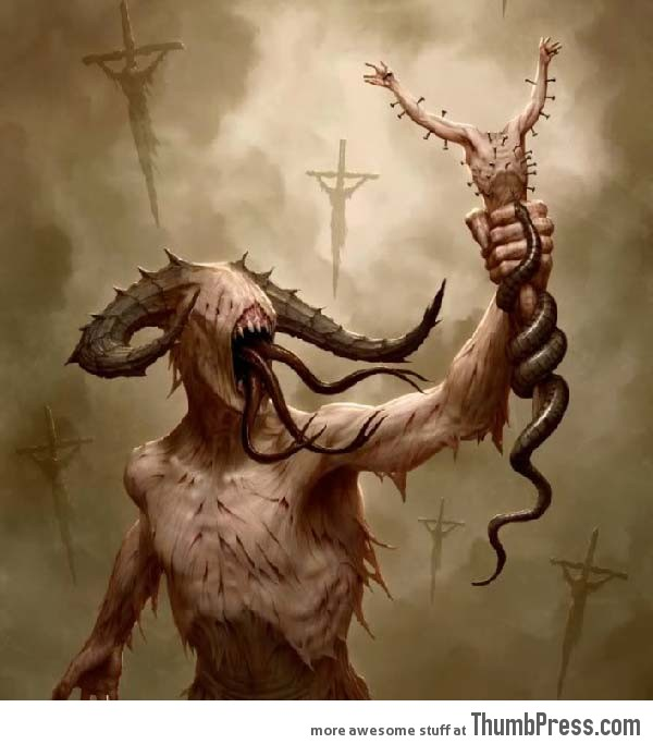 Top 10 Monsters and Demons that Might Exist