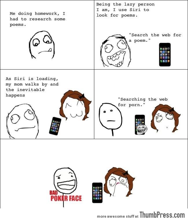 Trolled by Siri