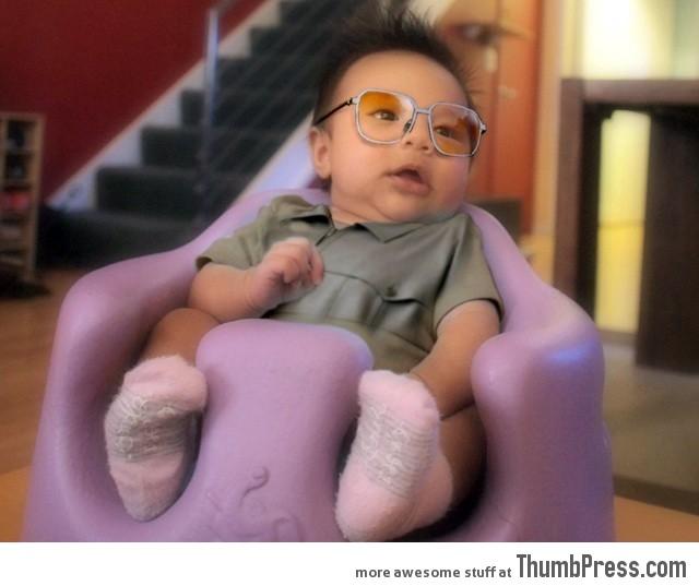World leader baby