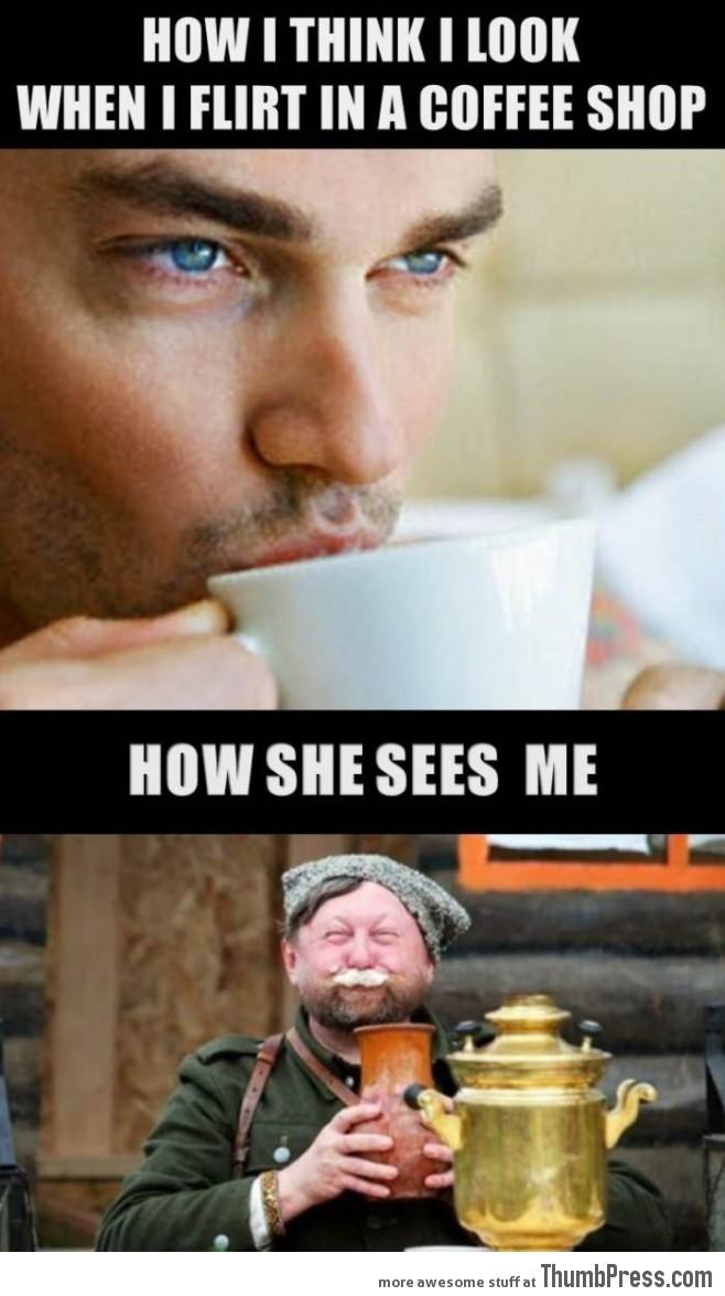 Flirting at its finest