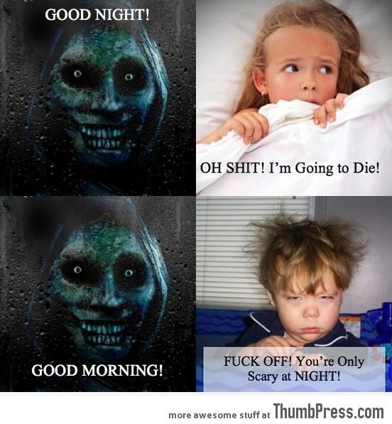 Sleep Makes Us Braver