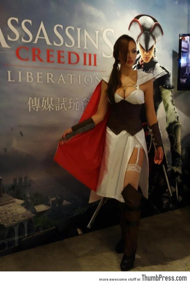 So I heard you like Assassin's Creed