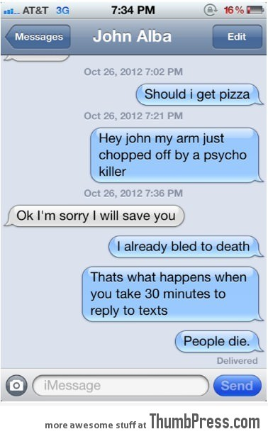 Scary Chain Letter Text Messages Pictures To Pin On