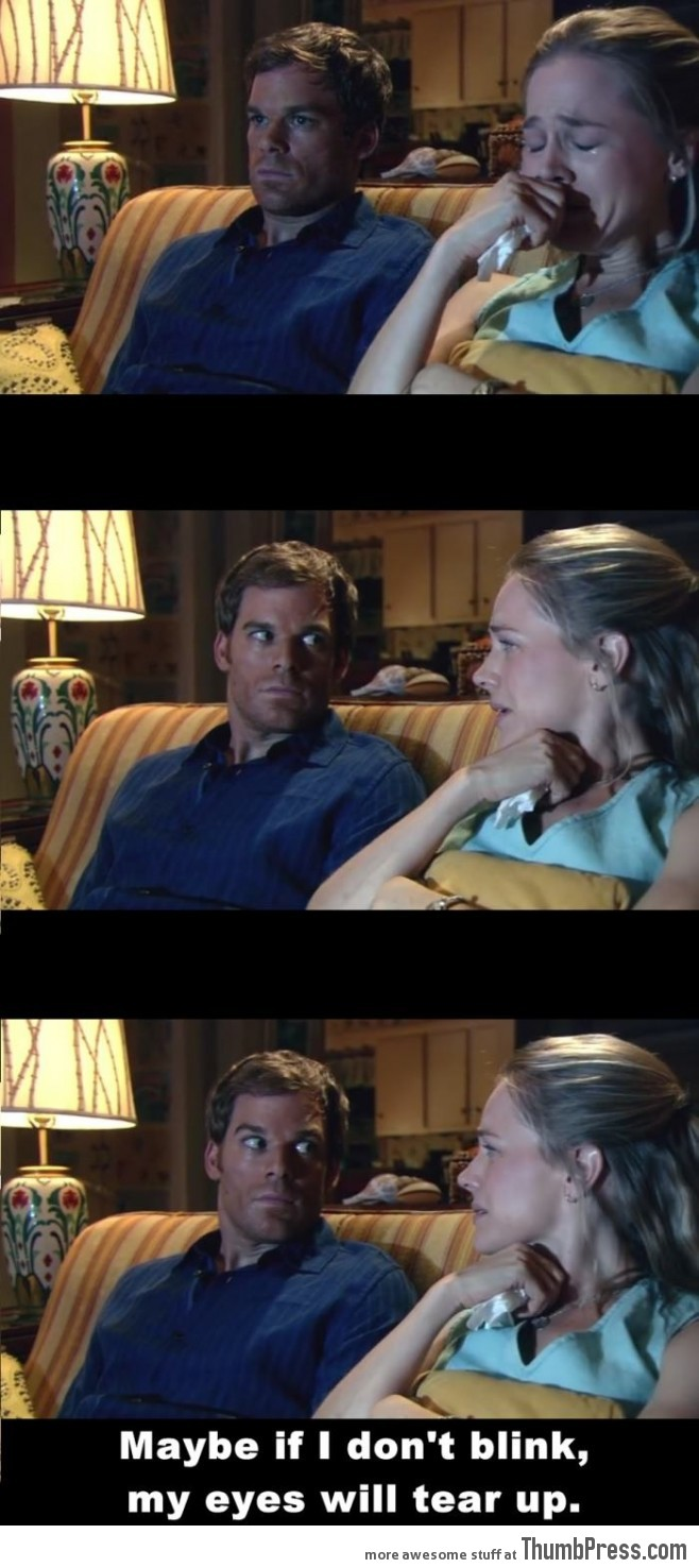 Whenever I watch a movie with my GF