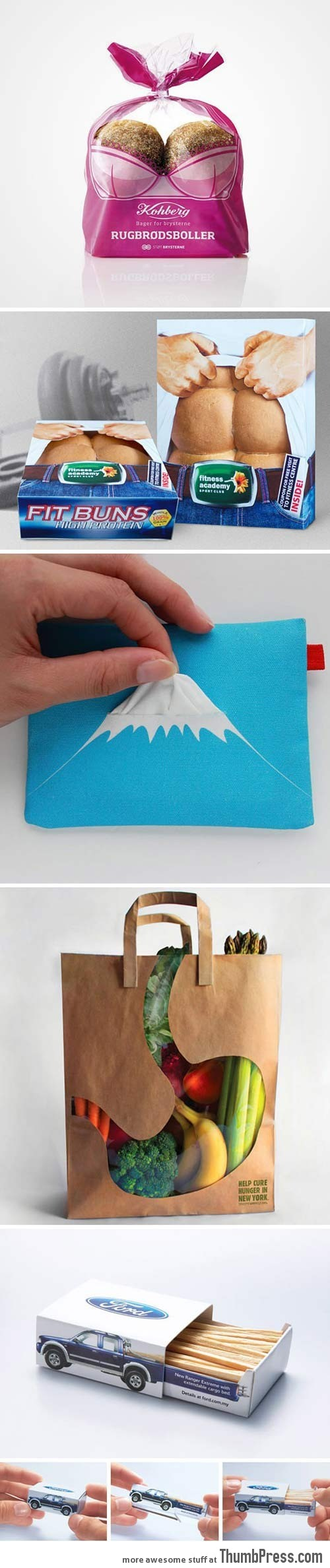 Creative Packaging Ideas