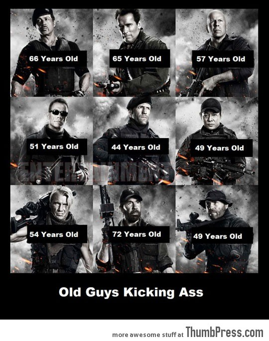 Old Guys…