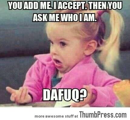 Sometimes at Facebook
