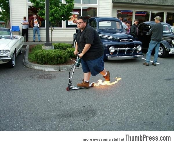The new Ghost Rider.
