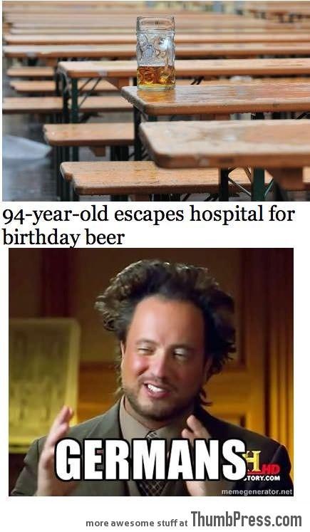 Beer is crucial