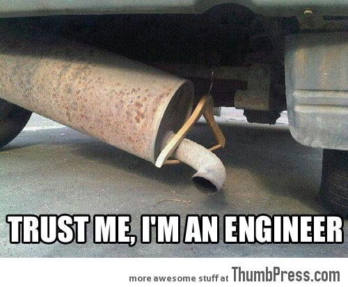 Seriously, trust me…