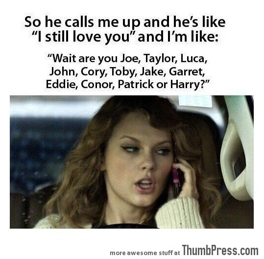 First Taylor Swift Problem