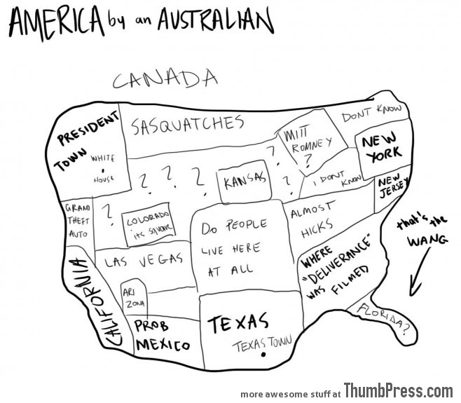 AMERICA AS SEEN BY AUSTRALIA.