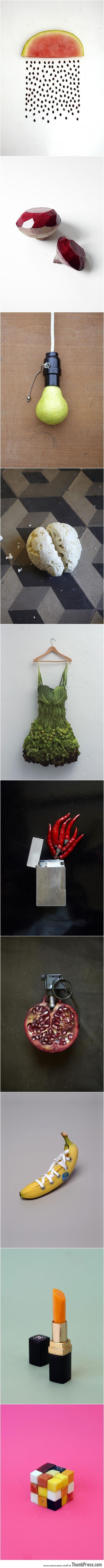 FOOD BY DESIGN.