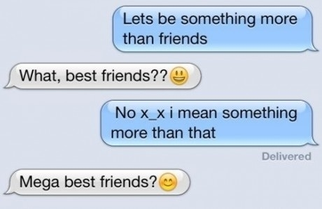 Forever in the Friendzone
