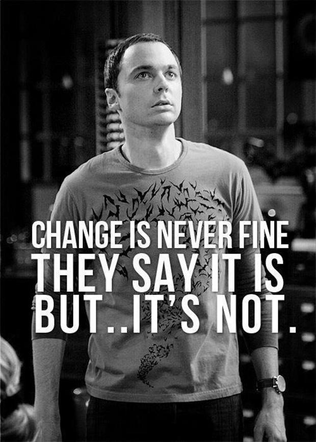 Funny Big Bang Theory Pictures - Sheldon Cooper Quotes