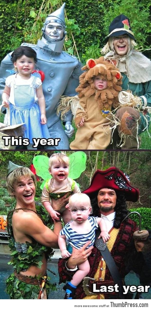 Luckiest kids ever!