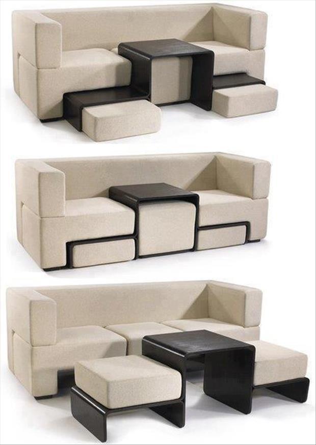 Smartest couch design