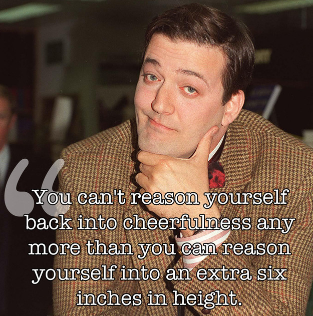 Stephen Fry Quote 1