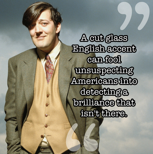 Stephen Fry Quote 12