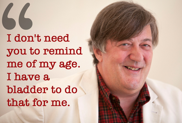 Stephen Fry Quote 2