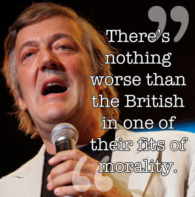 Stephen Fry Quote 3