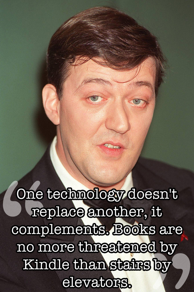 Stephen Fry Quote 7