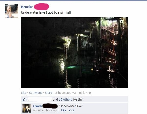 Stupid people from Facebook 26