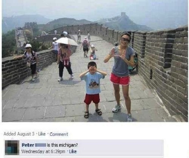 Stupid people from Facebook 5