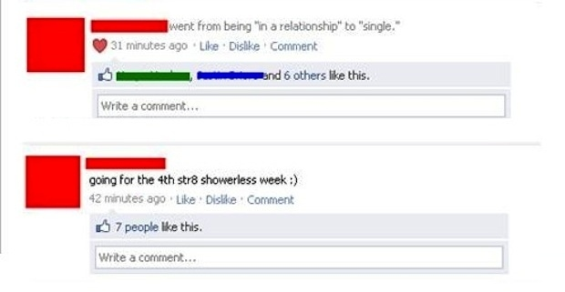 Stupid people from Facebook 8