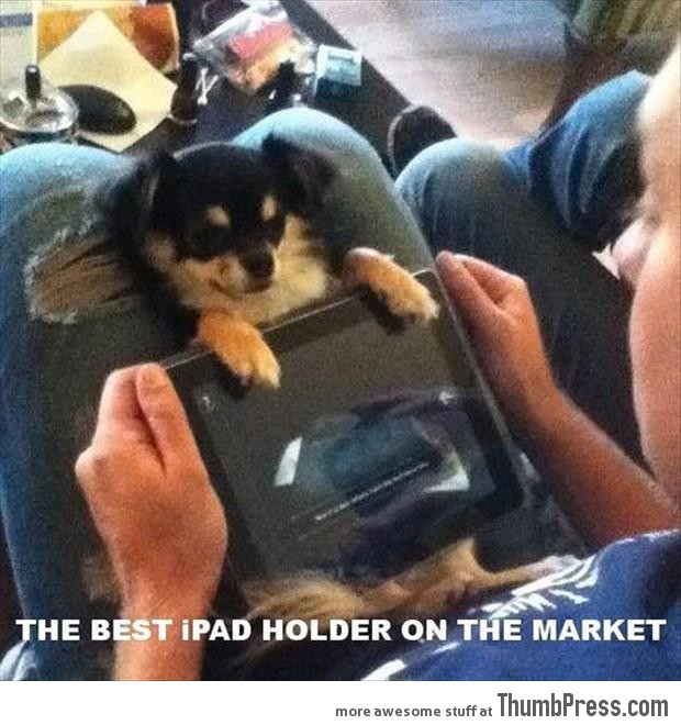 The best iPad holder in the market