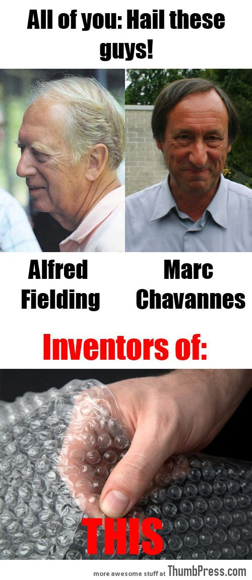 The best inventors in the world…