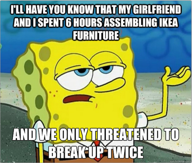 Tough Spongebob 7