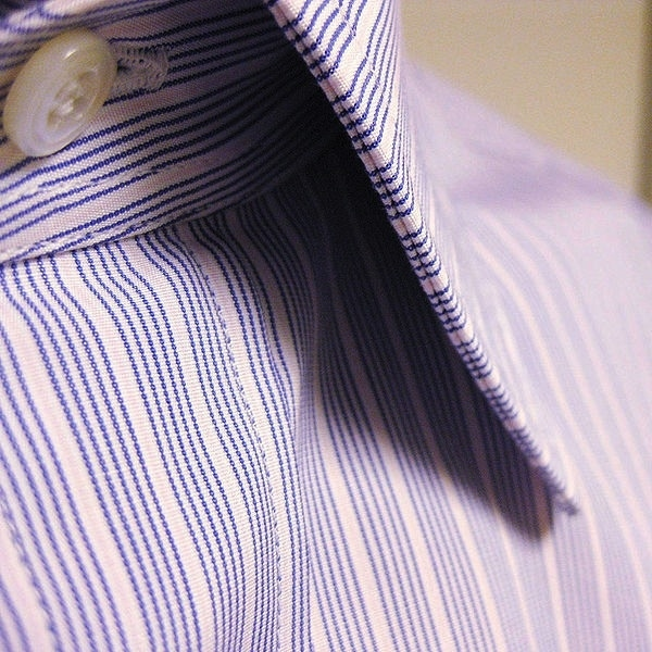 11. Ironing your collar