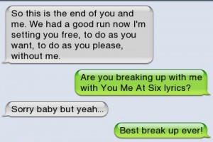 Best breakup ever